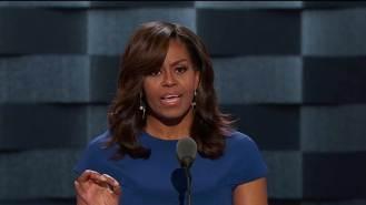 Ms. Obama at DNC 2016