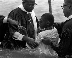 New Mardrid Mississippi River baptism 09-03-1967